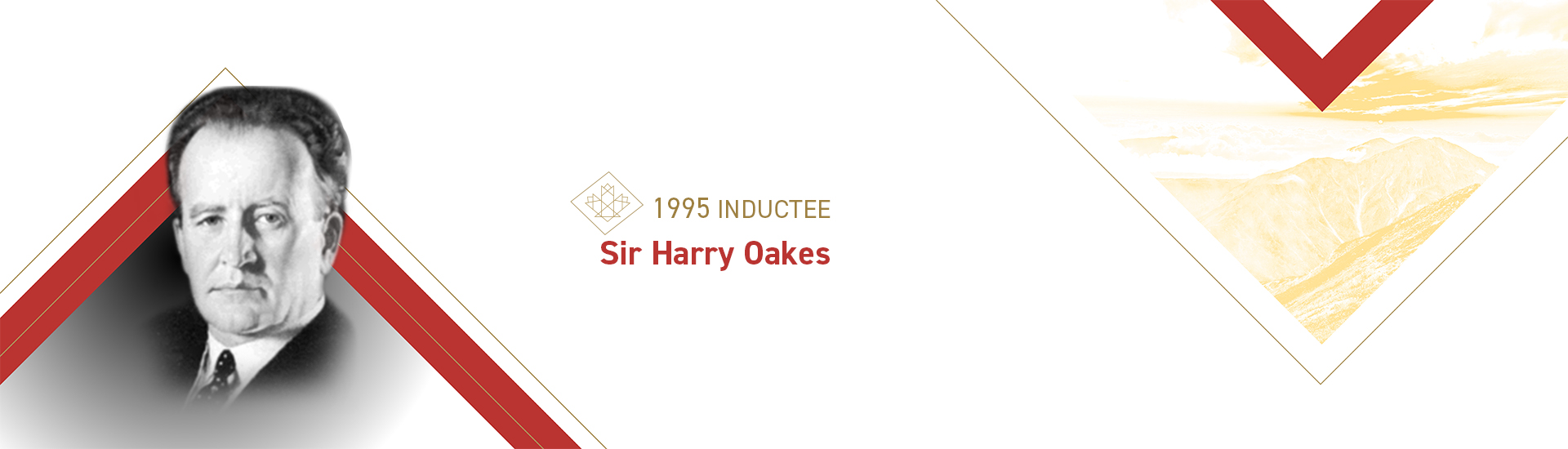 Sir Harry Oakes (1874 – 1943)