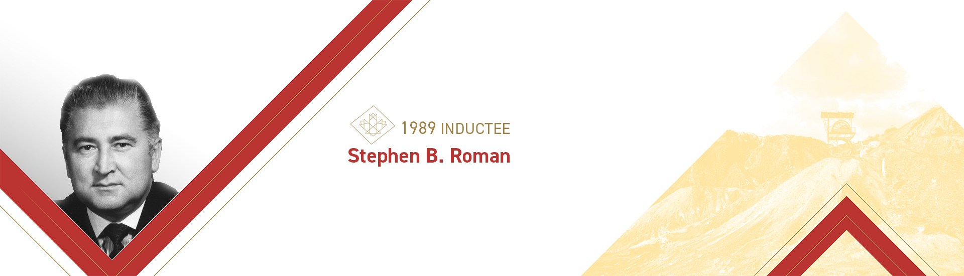 Stephen B. Roman (1921 – 1988)