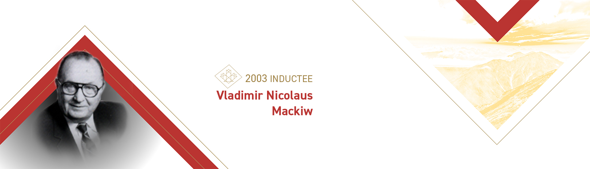 Vladimir Nicolaus Mackiw (1923 – 2001)