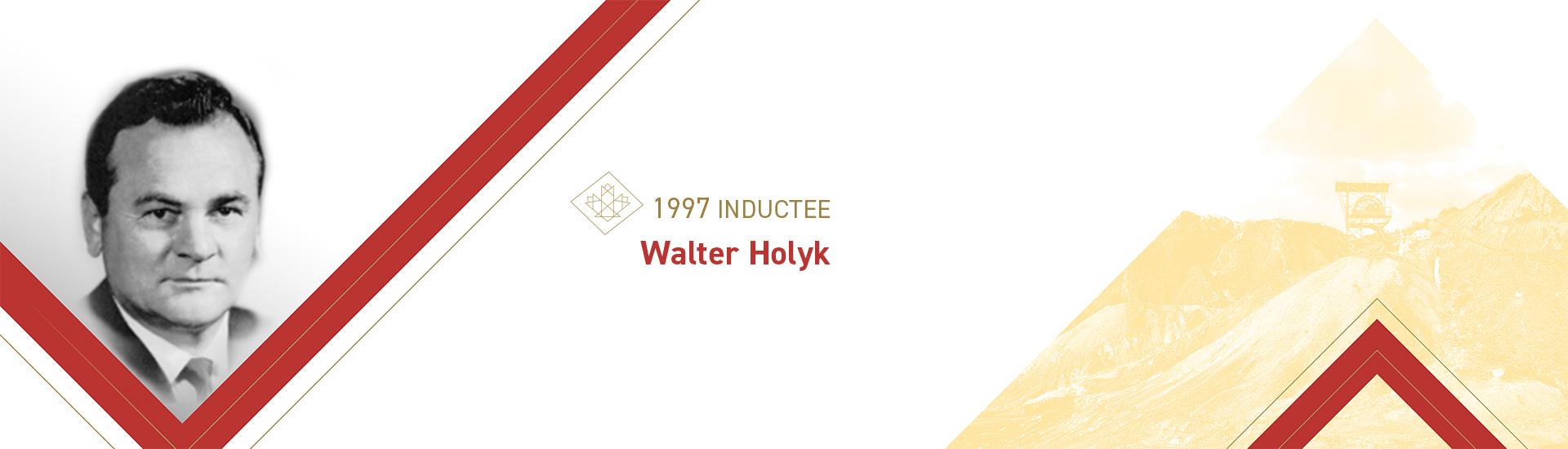 Walter Holyk (1921 – 2004)