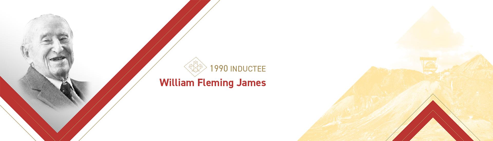 William Fleming James  (1900 – 1949)