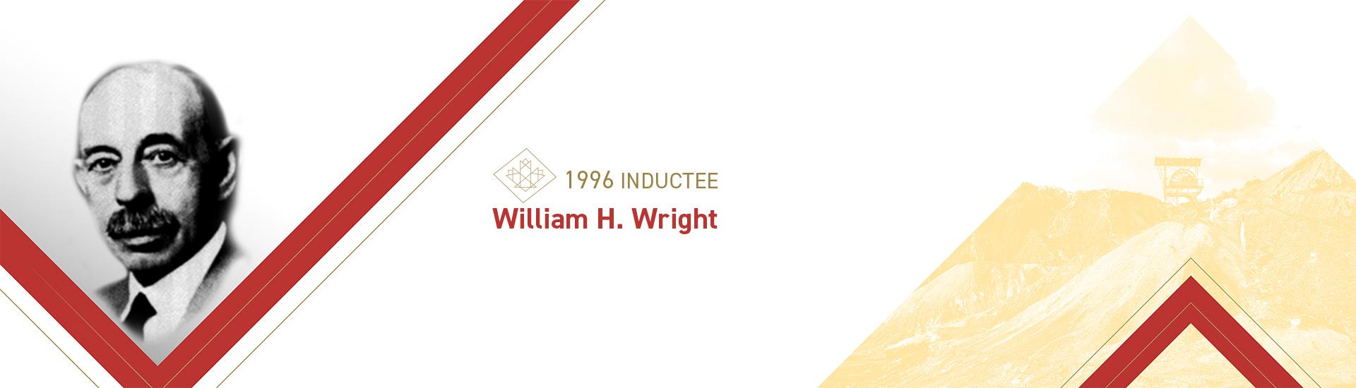 William H. Wright (1876 – 1951)