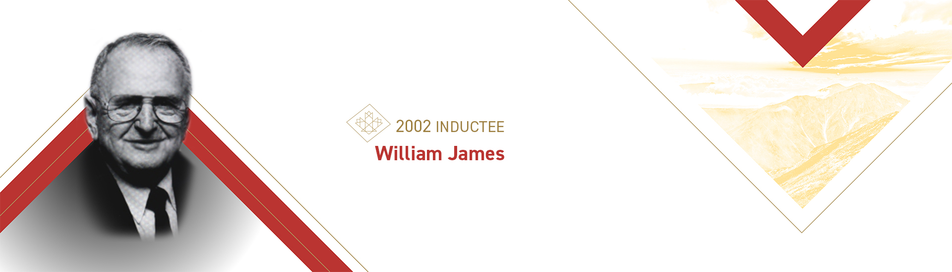 William James (1929 – 2018)