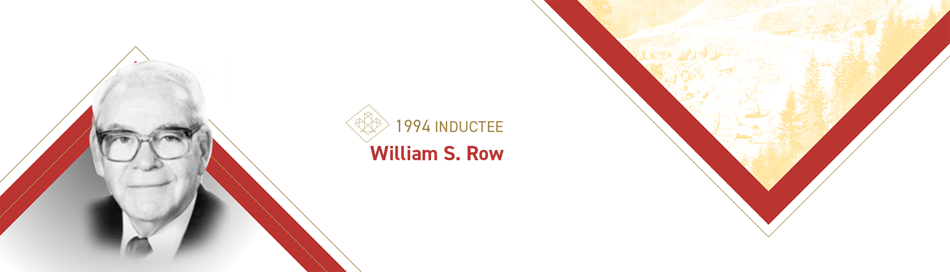 William S. Row (1904 – 1984)