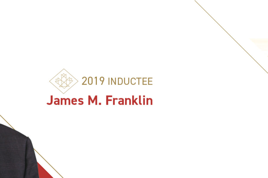 James M. Franklin (b. 1942)