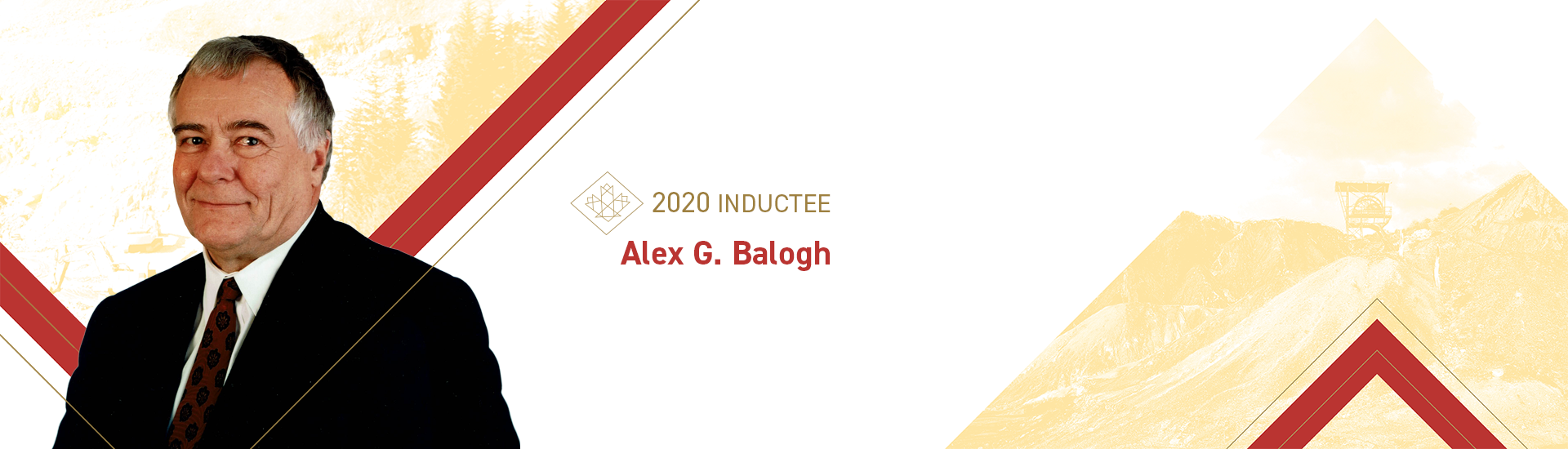 Alex G. Balogh (b. 1932)