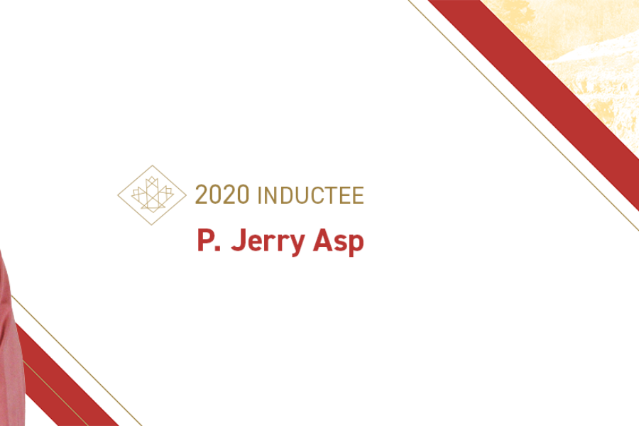 P. Jerry Asp (b. 1948)